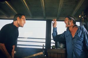 """""""Jaws""""Roy Scheider, Robert Shaw1975 Universal Pictures - Image 9575_0061"""