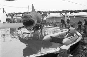 """Jaws""Producer Richard D. Zanuck1975** I.V. - Image 9575_0201"