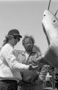 """Jaws""Director Steven Spielberg, Richard Dreyfuss1975** I.V. - Image 9575_0206"