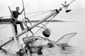 """""""Jaws""""Roy Scheider1975** I.V. - Image 9575_0216"""