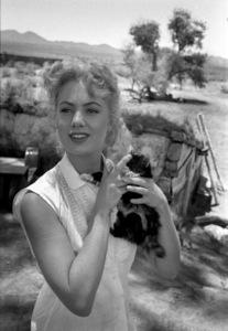 """""""Oklahoma!""""Shirley Jones1955© 1978 Bob Willoughby - Image 9577_0008"""
