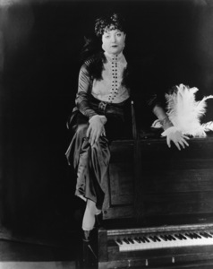 """Show Boat"" (broadway musical)Helen Morgan1927** R.C. - Image 9581_0001"