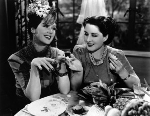 """""""The Women""""Rosalind Russell, Norma Shearer1939 MGM**R.C. - Image 9583_0007"""