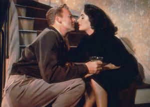 """The Last Time, I Saw Paris""Van Johnson, Elizabeth Taylor1954 MGM**LCMPTV - Image 9591_0001"
