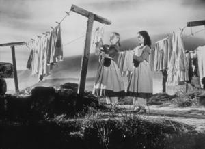"""""""Jane Eyre""""Elizabeth Taylor, Peggy Ann Garner1944 20th Century Fox**R.C.MPTV - Image 9601_0001"""
