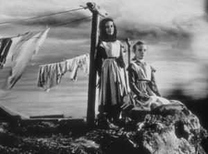 """""""Jane Eyre""""Elizabeth Taylor, Peggy Ann Garner1944 20th Century Fox**R.C.MPTV - Image 9601_0003"""