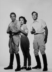 """Elephant Walk""Peter Finch, Elizabeth Taylor, Dana Andrews1954 Paramount**R.C.MPTV - Image 9608_0001"