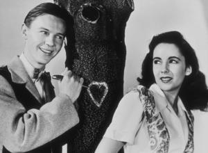 """""""Cynthia""""James Lydon, Elizabeth Taylor1947 MGM**R.C.MPTV - Image 9610_0001"""