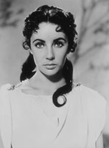 """Quo Vadis""Elizabeth Taylor screen Test1951 MGM**R.C.MPTV - Image 9615_0003"