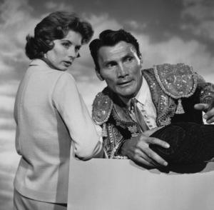 """Playhouse 90"" (The Death of Manolete)Jack Palance, Suzy Parker1957Photo by Gabi Rona - Image 9616_0024"
