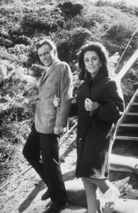 """Sandpiper""Elizabeth Taylor and Richard Burton1965 MGM © 1978 Bernie AbramsonMPTV - Image 9620_0018"