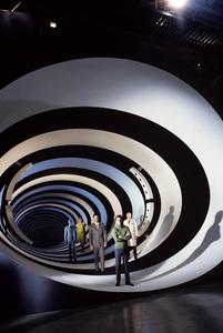 """The Time Tunnel"" James Darren, Robert Colbert, John Zaremba,Whit Bissell, Lee Meriwether 1966 © 1978 Gene Trindl - Image 9631_0009"