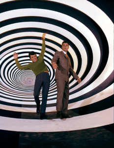 """Time Tunnel""James Darren, Robert Colbertcirca 1966**I.V. - Image 9631_0010"