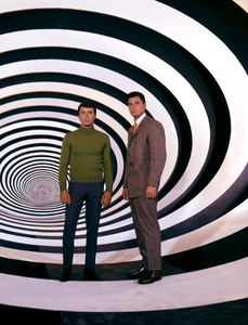 """Time Tunnel""James Darren, Robert Colbertcirca 1966**I.V. - Image 9631_0011"