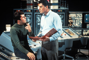 """""""The Time Tunnel""""James Darren and Robert Colbertc. 1966 / ** I.A. © Irwin Allen Properties, LLC and Twentieth Century Fox Film Corporation. All rights reserved - Image 9631_0018"""