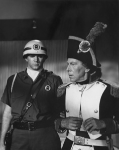"""""""The Time Tunnel""""Whit Bissellc. 1966 / ** I.A. © Irwin Allen Properties, LLC and Twentieth Century Fox Film Corporation. All rights reserved - Image 9631_0041"""
