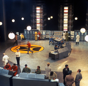"""""""The Time Tunnel""""Interior Setc. 1966 / ** I.A. © Irwin Allen Properties, LLC and Twentieth Century Fox Film Corporation. All rights reserved - Image 9631_0056"""