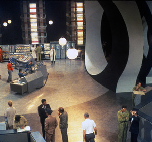 """The Time Tunnel""Interior Setc. 1966 / ** I.A. © Irwin Allen Properties, LLC and Twentieth Century Fox Film Corporation. All rights reserved - Image 9631_0057"
