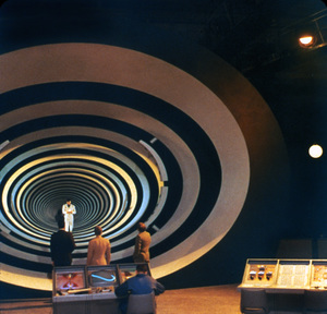 """""""The Time Tunnel""""Interior Setc. 1966 / ** I.A. © Irwin Allen Properties, LLC and Twentieth Century Fox Film Corporation. All rights reserved - Image 9631_0058"""