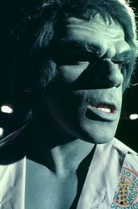"""""""The Incredible Hulk""""Lou Ferrigno © 1978 CBSPhoto by Bud Gray - Image 9632_0009"""