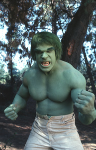 """The Incredible Hulk""Lou Ferrigno1978 CBS © 1978 Gene Trindl - Image 9632_0022"