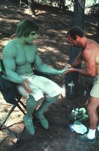 """The Incredible Hulk""Lou Ferrigno1978 CBS © 1978 Gene Trindl - Image 9632_0031"