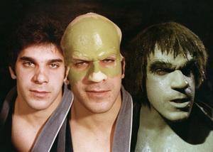 """The Incredible Hulk""Lou Ferrignocirca 1978Photo by Clayton Bud Gray - Image 9632_0032"