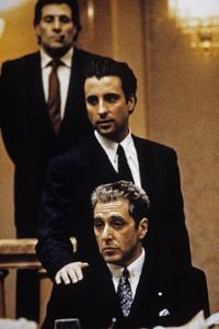 """Godfather III""Andy Garcia, Al Pacino © 1990 Paramount - Image 9634_0005"