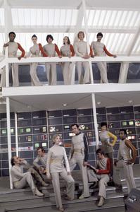 """""""Space: 1999""""Martin Landau, Barbara Bain1975© 1978 Gunther - Image 9635_0009"""