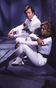 """""""Buck Rogers in the 25th Century""""Gil Gerard, Erin Gray1980Photo by Bud Gray - Image 9641_0044"""