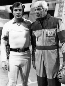 """""""Buck Rogers in the 25th Century""""Gil Gerard, Peter Graves1980** H.L. - Image 9641_0046"""