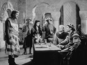 """Ivanhoe""Elizabeth Taylor1952 MGMMPTV - Image 9647_0006"