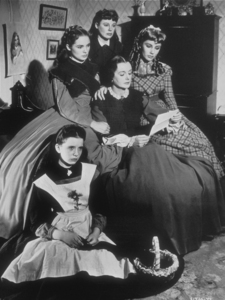"""Little Women""June Allyson, Elizabeth Taylor, Mary Astor,Margaret O"