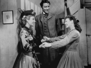 """""""Little Women""""Elizabeth Taylor, Peter Lawford, June Allyson1949 MGMMPTV - Image 9655_0006"""