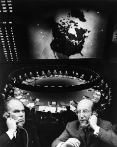 """""""Dr. Strangelove or: How I Learned to Stop Worrying and Love the Bomb""""Peter Bull, Peter Sellers 1964 Columbia** I.V. - Image 9658_0011"""