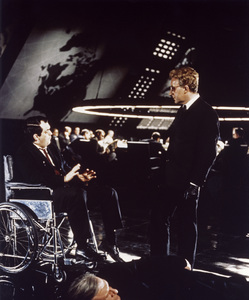 """Dr. Strangelove or: How I Learned to Stop Worrying and Love the Bomb""Director Stanley Kubrick, Peter Sellers1964** I.V. - Image 9658_0016"