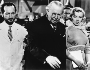 """Monkey Business""Marilyn Monroe, Charles Coburn1952 / 20th Century Fox**R.C. - Image 9666_0001"