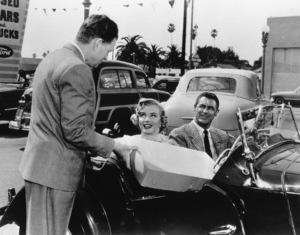 """Monkey Business""Marilyn Monroe, Cary Grant1952 / 20th Century Fox**R.C. - Image 9666_0004"
