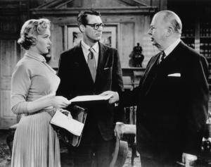 """Monkey Business""Marilyn Monroe, Cary Grant, Charles Coburn1952 / 20th Century Fox**R.C. - Image 9666_0005"