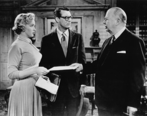 """Monkey Business""Marilyn Monroe, Cary Grant, Charles Coburn1952 / 20th Century Fox**R.C. - Image 9666_0005"