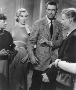 """Monkey Business""Marilyn Monroe, Cary Grant1952 / 20th Century Fox**R.C. - Image 9666_0006"