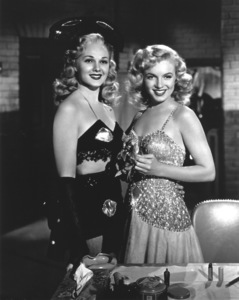 """Ladies Of The Chorus""Adele Jergens, Marilyn Monroe1948 / Columbia**R.C. - Image 9668_0001"