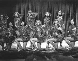 """Ladies Of The Chorus""Marilyn Monroe, Adele Jergens1948 / Columbia**R.C. - Image 9668_0010"