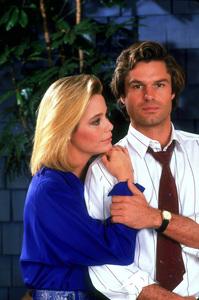 """L.A. Law""Susan Dey, Harry Hamlin1987 ABC © 1987 Gene TrindlMPTV - Image 9674_0056"