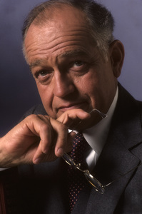 """L.A. Law""Richard Dysart1986© 1986 Mario Casilli - Image 9674_0124"