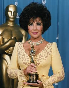 """Academy Awards: 65th Annual""Elizabeth TaylorHumanitarian Award Winner © 1993 AMPAS/LPIMPTV - Image 9677_0002"