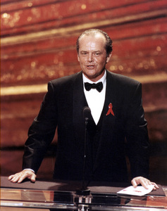 """Academy Awards: 65th Annual""Jack Nicholson1993 © 1993 AMPAS / LPI - Image 9677_0004"