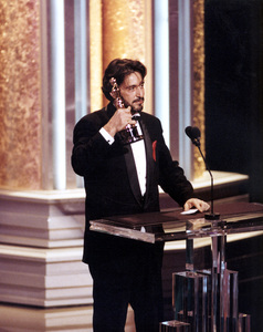 """Academy Awards: 65th Annual""Al Pacino1993 © 1993 AMPAS/LPI - Image 9677_0005"