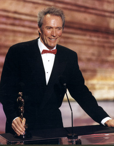 """Academy Awards: 65th Annual""Clint Eastwood, Best Director & Film Award winner1993 © 1993 AMPAS/LPI - Image 9677_0006"