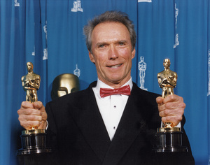 """""""Academy Awards: 65th Annual""""Clint Eastwood1993 © 1993 AMPAS/LPI - Image 9677_0009"""